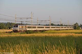 BB 26026 - Paris-Austerlitz - Cerbere