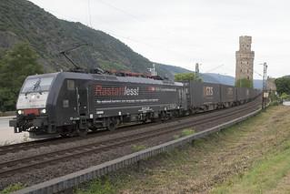 D SBBc 189 290 Oberwesel 29-06-2018