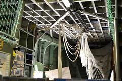 Blackburn Beverley Parachute Extraction (Bri_J) Tags: fortpaull paull hull eastyorkshire uk museum militarymuseum yorkshire nikon d7200 blackburnbeverley parachute extraction blackburn beverley raf aircraft