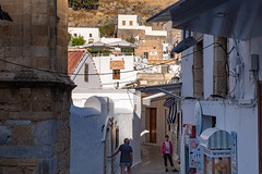 Case di Rodi (alfsan) Tags: case houses tende tents vicoli lanes
