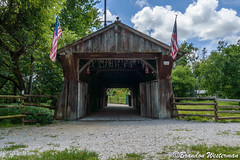Clifton Mill Covered Bridge (Brandon Westerman WNP) Tags: clifton mill covered bridge ohio architecture