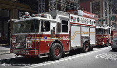 FDNY HazMat Tech Unit 165 (nyfrp) Tags: new york state nys city nyc manhattan downtown midtown flatiron district building nypd fdny mount sinai nysp police car vehicle policecar pd communincations truck ambulance charger fpis ford chevy explorer taurus esu emergency services