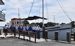 CBMM's 2018 Winnie Crew (Chesapeake Bay Maritime Museum Photos) Tags: volunteers winnie estelle buyboat cbmm chesapeakebaymaritimemuseum