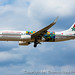 Royal Air Maroc, CN-RGH : Wings of African Art, by Mboko Lagriffe