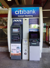 ATM machines of Citibank (phuong.sg@gmail.com) Tags: account asia asian atm bangkok bank banking banknote branch business capital cash city colorful commercial company corporate currency display economy editorial emerging finance financial growth industrial interior investment machine management money office outlet prosperity savings service shopping sign stock success symbol thailand vibrant wealth