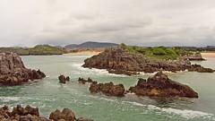Isla Playa (kadege59) Tags: spain spanien cantabria canonpowershotsx230hs españa europe meer mar seascape