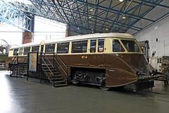 GWR Diesel Railcar No. 4 (1934) (Roger Wasley) Tags: 4 gwr diesel railcar 1934 nrm york greatwesternrailway nationalrailwaymuseum trains railways