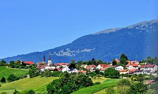 Village de Champvent