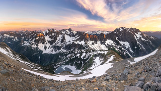 This is the North Cascades