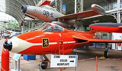 Hawker Hunter F4  n° AF-HOF-59  ~ IF70 (Aero.passion DBC-1) Tags: musée royal de larmée bruxelles muséedelair airmuseum collection dbc1 david biscove aeropassion avion aircraft aviation plane preserved préservé hawker hunter ~ if70