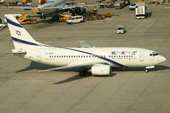 El AL Boeing 737-758 4X-EKD (c/n 29960) (Manfred Saitz) Tags: vienna airport schwechat vie loww flughafen wien el al boeing 737700 737 b737 4xekd 4xreg