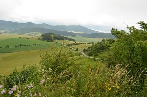 Slovak hills