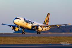 VH-VNC TT A320 34L YSSY-2767 (A u s s i e P o m m) Tags: mascot newsouthwales australia au tigerair tiggoz tiger airbus a320 syd yssy sydneyairport