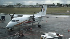 airCreebec Dash 8 C-FCWP @YUL (nielsamd) Tags: cfcwp dash8 aircreebec yul montreal trudeau dorval