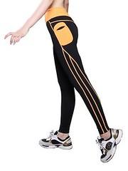Women Pocket Patchwork High Waist Elastic Yoga Running Leggings (1126091) #Banggood (SuperDeals.BG) Tags: superdeals banggood clothing apparel women pocket patchwork high waist elastic yoga running leggings 1126091