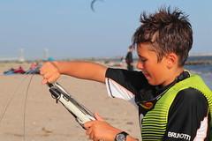 IMG_0932 (Brooklyn Cyclist) Tags: kitesurfing kitenoarding plumbeach brooklyn newyork kiteboarding