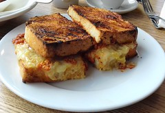 Cheese & Onion Toasted Sandwich (Tony Worrall) Tags: add tag ©2018tonyworrall images photos photograff things uk england food foodie grub eat eaten taste tasty cook cooked iatethis foodporn foodpictures picturesoffood dish dishes menu plate plated made ingrediants nice flavour foodophile x yummy make tasted meal nutritional freshtaste foodstuff cuisine nourishment nutriments provisions ration refreshment store sustenance fare foodstuffs meals snacks bites chow cookery diet eatable fodder cheese onion toasted sandwich bread butty