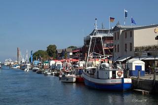 Fischerhafen Warnemünde