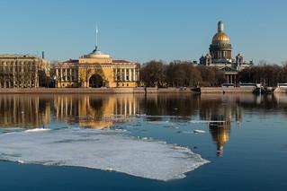 The last ice floe - Последняя льдина