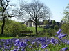 La Chateau de Sainte Suzanne au printemps (mchub) Tags: printemps fleurs mayenne chateau hx400v