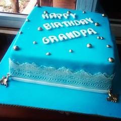 Grandparents are gift of wisdom to their grandchildren... @uprightcakesandevents, Auchi. #Auchi #benin #sabo #iyakpi #auchipoly #afuze #africancake #africa #nigeria #cakes #cakesandevents #naijacakesandevents #birthday #birthdaycake #grandpacake #cakelace (upright cakes) Tags: instagramapp square squareformat iphoneography uploaded:by=instagram lofi