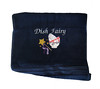 Dish Fairy Dish towel (initial_impressions) Tags: embroidered personalized navyterrydishtowel dishfairy dishes wand fairywand