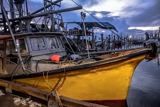 Marine Yellow