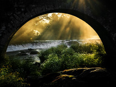 Pontemaceira (Feans) Tags: sony a7rii a7r ii fe 24105 galiza galicia pontemaceira negreria rio tambre mencer sunrise