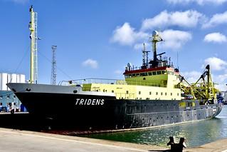 Tridens - Aberdeen Harbour Scotland 30/6/2018