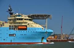 Maersk Involver (Hugo Sluimer) Tags: portofrotterdam port haven nlrtm onzehaven rotterdam zuidholland holland nederland