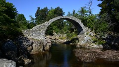 Old Packhorse bridge (andrewmckie) Tags: carrbridge bridges ruins scenery scottishscenery scottish scotland
