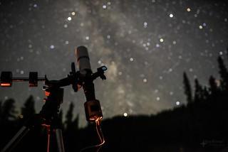 Telescope Shot