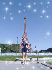 Ana Mariblanca team clavería Grand Prix París 3