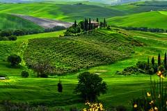 Colline verdi (giannipiras555) Tags: toscana colline verde landscape panorama