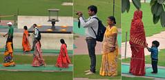 2012 10 21 Delhi2 Le Raj Ghat-02 (bimbodefrance) Tags: inde india delhi