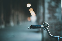 The minimal bike _ #40/100 Bike Project (pierfrancescacasadio) Tags: bicicletta gennaio2018 40100 40 bicycle 100bicycles project detailed details bikes bike cycling 100bicyclesproject minimal 50mm theminimalbike bikeproject bokeh minimalbokeh