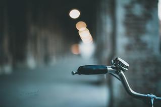 The minimal bike _ #40/100 Bike Project