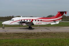 Chalair / Beech 1900D / F-HETS / LFRS (_Wouter Cooremans) Tags: nte nantes spotting spotter avgeek aviation airplanespotting chalair beech 1900d fhets lfrs beech1900d