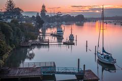 Eastury Life (michaels.jeff) Tags: auckland aucklandcity a7r a7r3 nz newzealand nzphotography nd sunrise river estuary slowshutter longexposure water sky landscape nzlandscape
