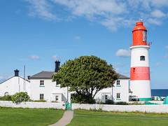 Souter Lighthouse (Matty3126) Tags: micro43 microfourthirds olympusem1 olympus1240mmf28 lighthouse cottage nationaltrust sunderland uk seaside sea