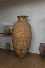 "Mycenaean Greece – XV: MH Funerary Jar (Egisto Sani) Tags: hora ""burial jar"" ""funerary ""middle helladic style"" mh ""stile medio elladico"" ""mycenaean pottery"" ""ceramica micenea"" ""greek art"" ""arte greca"" ceramic"" vases"" ceramica ""vasi greci"" ""agios ioannis"" ""papoulia"" messenia chora ""archaeological museum"" ""museo archeologico"""