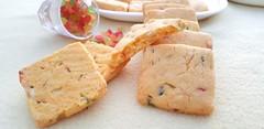 Eggless Tutti Frutti Cookies Recipe (nainajain0500) Tags: tuttifrutticookies egglesstuttifrutticookiesrecipe egglesstuttifrutticookies dessertrecipes viniscookbook