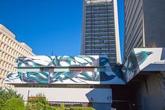Paris (constance mcfly) Tags: paris france streetart graffiti métronationale nationale obeygiant parcoursstreetart paris13 13emearrondissement fresque mur