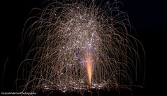 Fireworks (Lzzy Anderson) Tags: eagan minnesota unitedstates us firework fireworks july summer 2018 night fire light bright colorful fountain fountainfireworks minnesotafireworks explosion