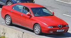 Alfa Romeo 166 V6 24V (Charles Dawson) Tags: x172deu m4 alfaromeo alfaromeo166