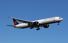 C-FITW Boeing 777-333ER Air Canada (R.K.C. Photography) Tags: cfitw boeing 777333er b777 aircraft aviation airliners aircanada ac aca london heathrow england unitedkingdom uk londonheathrowairport lhr egll canoneos100d