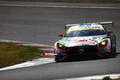No.0 グッドスマイル 初音ミク AMG with GOODSMILE RACING & TeamUKYO (kikupom) Tags: supergt sgt motorsports race gt300 gt3