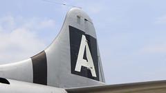 A (blazer8696) Tags: 2018 4462070 air airport b29 b29a boeing caf commemorative county ecw fifi force ghost hpn khpn n529b nx529b ny newyork saroscafarmestates squadron superfortress t2018 usa unitedstates westharrison westchester bomber vintage warbird img5537
