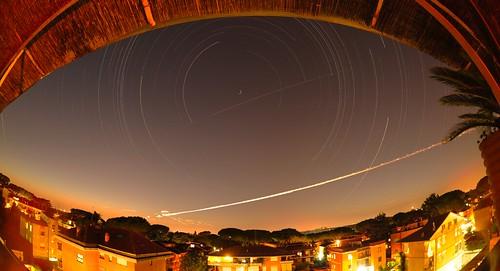 Eye in the Sky / Startrail