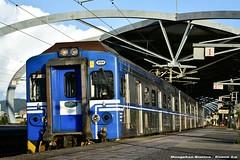 500型區間車 (Eason☞) Tags: 冬山車站 瓜棚 dongshanstation dongshan station nikon nikond7200 500型區間車 火車 列車